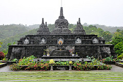 klooster bali